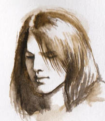 Thinking by SarkaSkorpikova