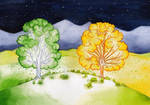 The two trees of Valinor III