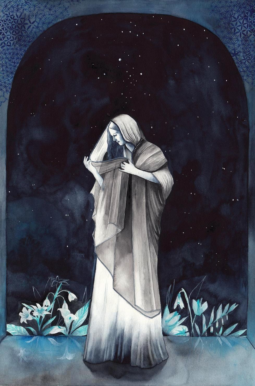 Este the gentle by SarkaSkorpikova