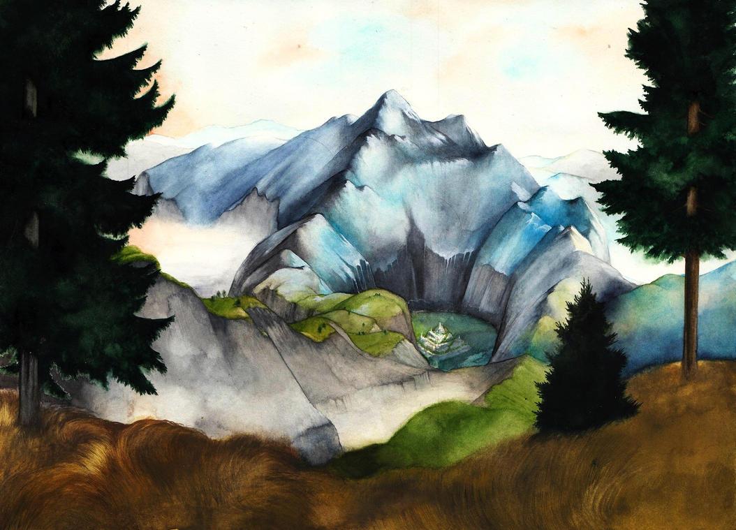 Gondolin by SarkaSkorpikova