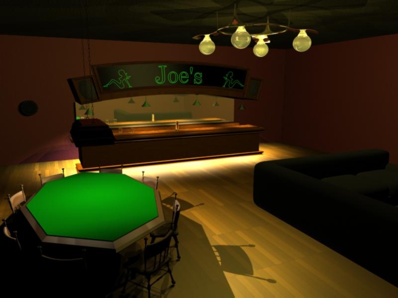 Joe's Basement Bar