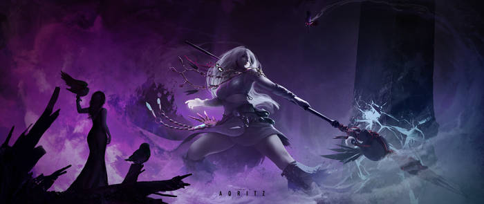 Goddess Ferocity