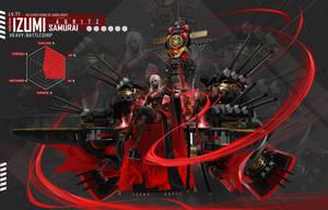 Character Design(Battleship)