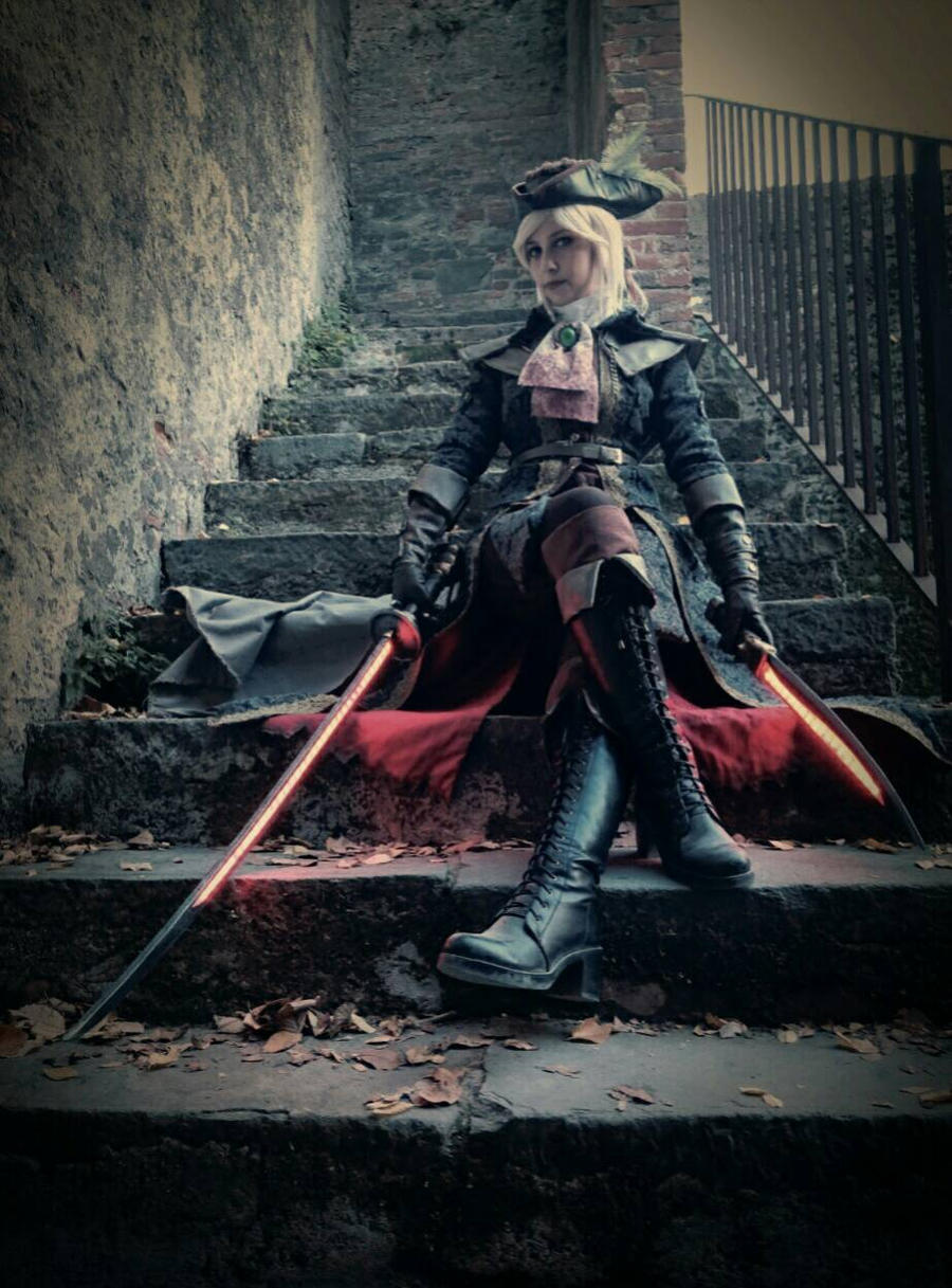 Lady Maria Cosplay by MartinaNSC by MartinaNSC