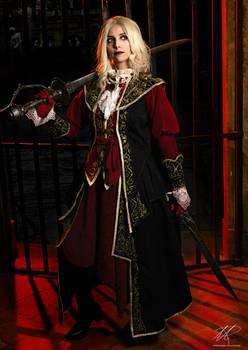 Bloodborne Knight Huntress