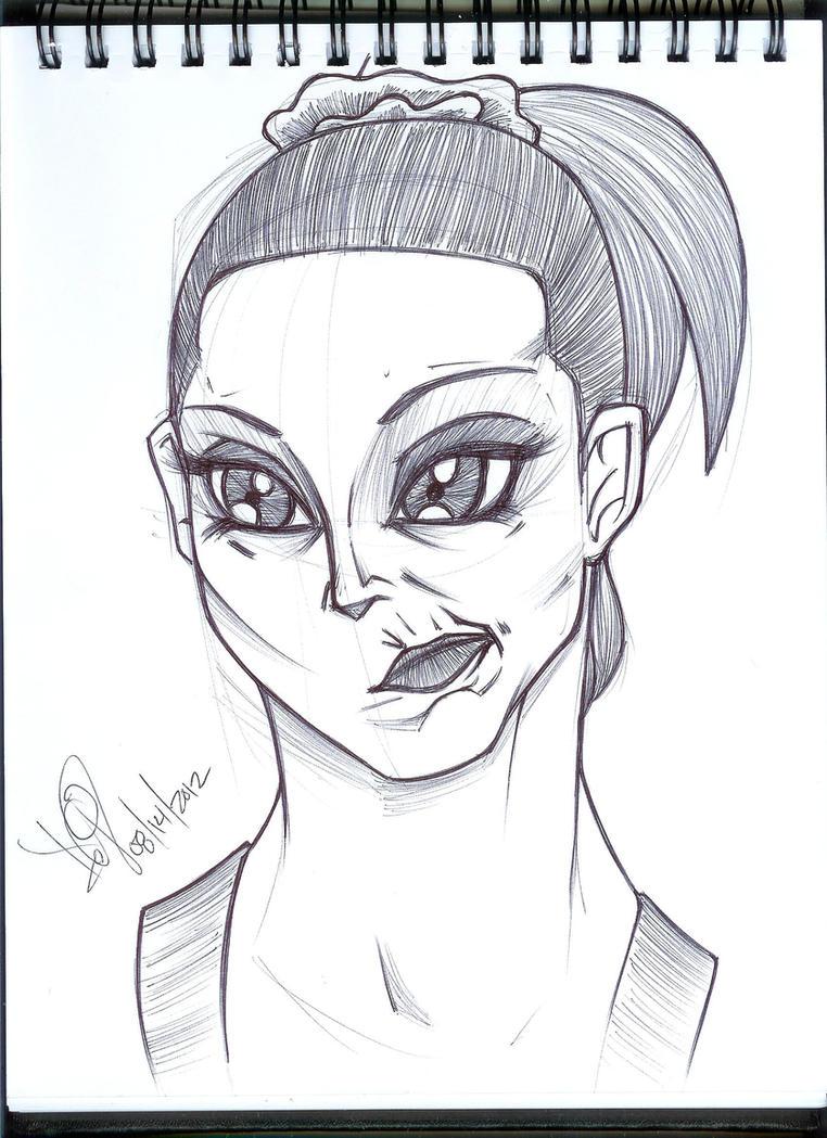 Meh Kayla Maroney by emceelokey