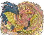 Bantam Phoenix by BongMori