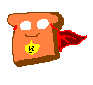 EPIC BREAD MAN by CptCool2