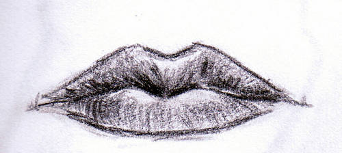 mouth by TheLittleCrow