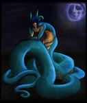 Glaring in the Night