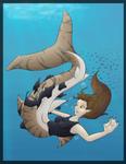 Shark-Tail Surprise
