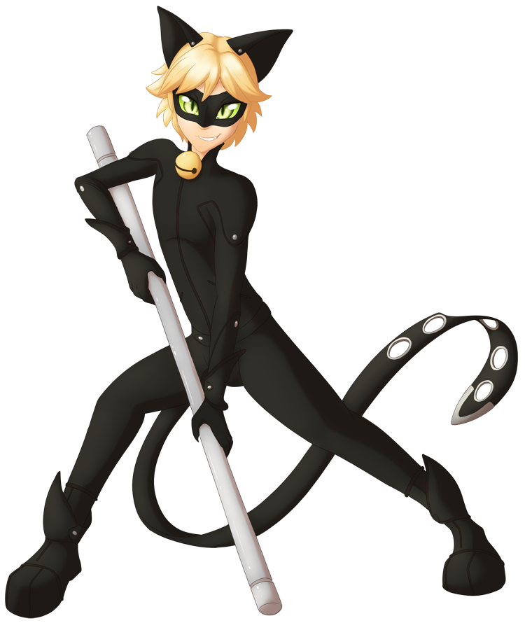 Miraculous Chat Noir by SepiSnake on DeviantArt