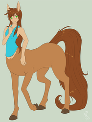 A Centaur-iffic Day by SepiSnake