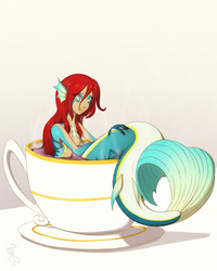 Teacup Mermaid