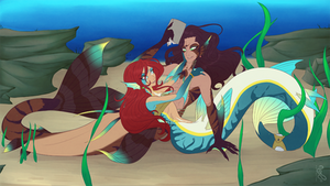 A Date on the Seabed
