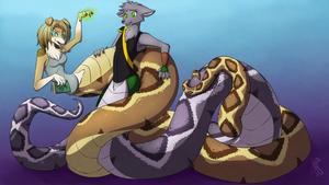 Serpentember: Snake Magic