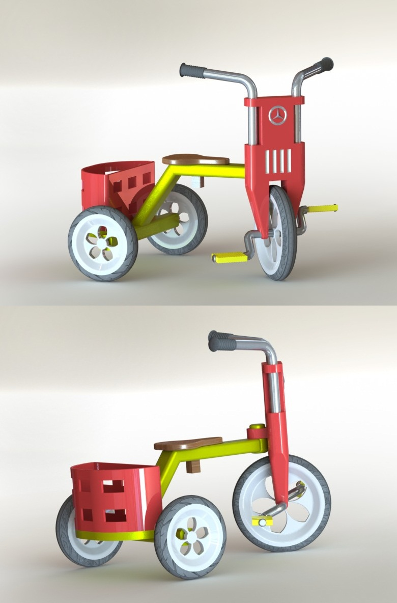 Tricycle by Marlous2604