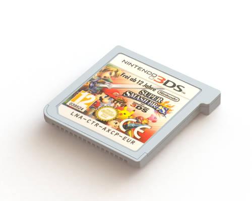 3DS game render