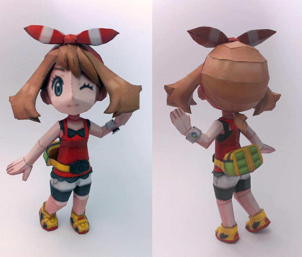 May papercraft by Marlous2604
