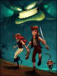 The Horror of Monkey Island