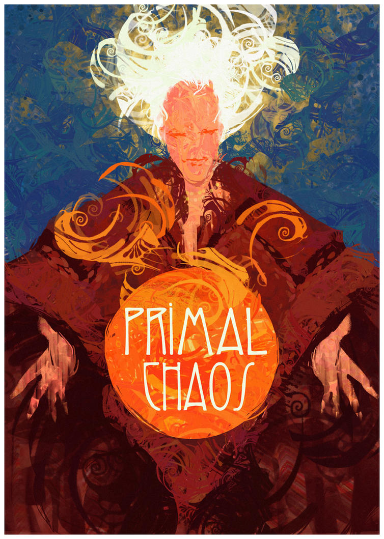 Primal Chaos by dominuself