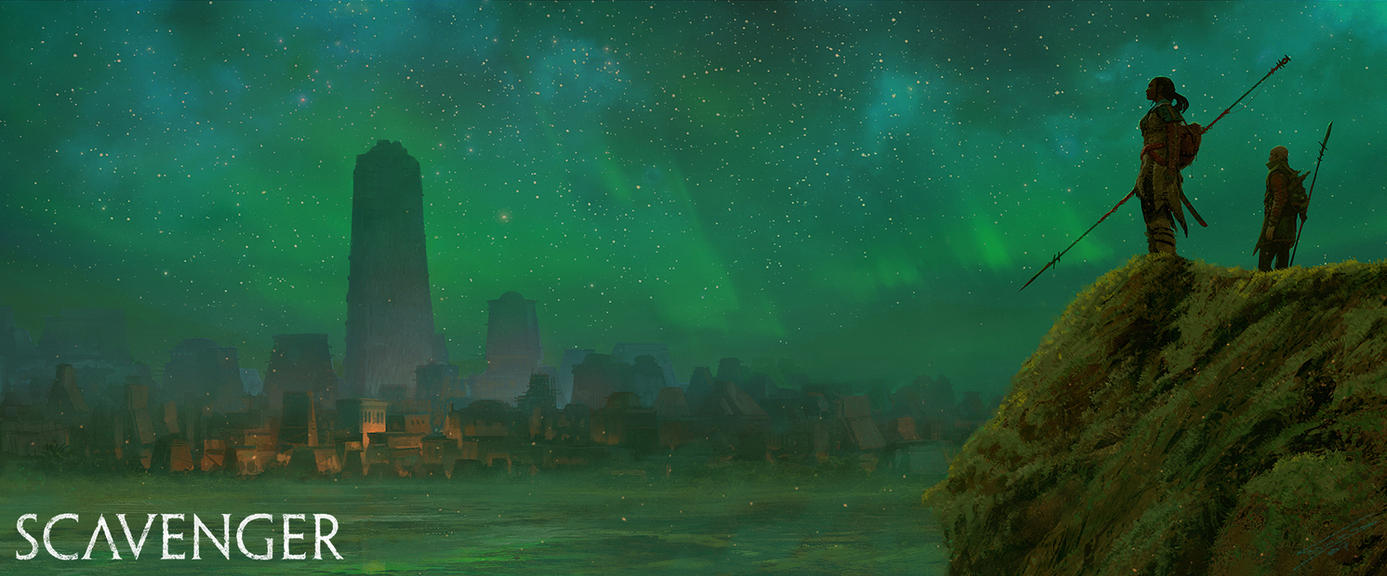 Nightscape by dominuself