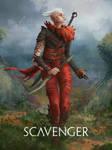 Scavenger character design