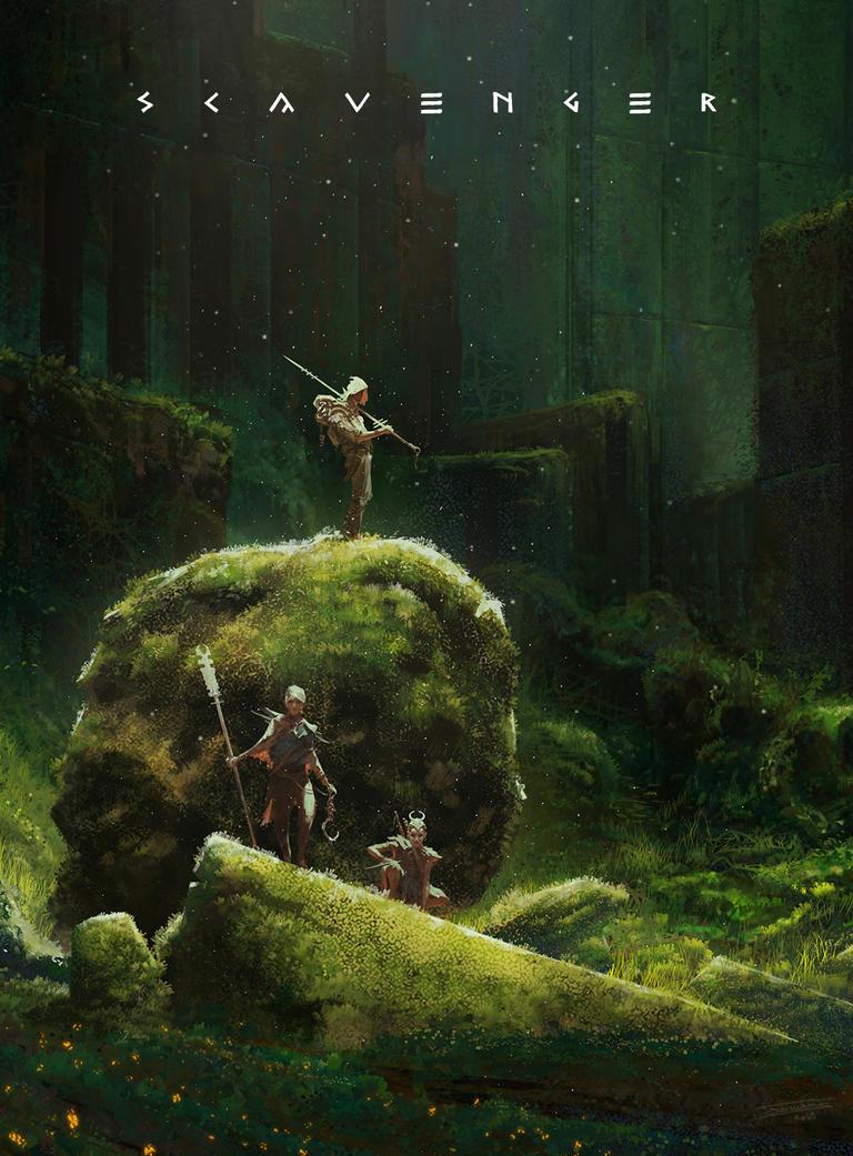 Explorers by dominuself