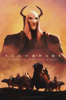 Scavenger: Nomads of Uncharted Worlds