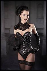 Lady 01 by art-in-black