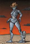 Robot ombre criterium 2