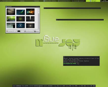 My First Openbox Setup January 2012