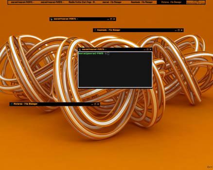 Openbox Desktop June 2012