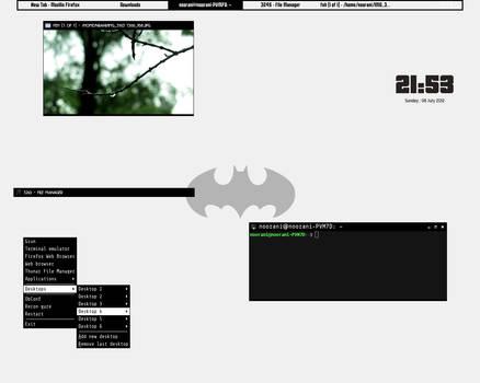 Openbox Desktop July 2012