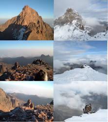 Unchanged Mountain