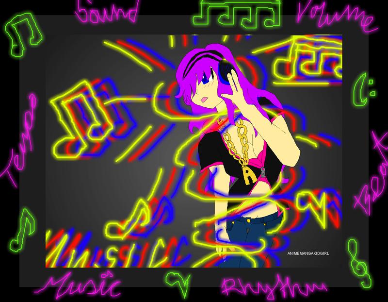 Feel the Music - Akyiumuna Eri E.T.B.G.M. by ANIMEMANGAKIDGIRL