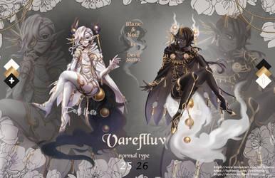 [Closed] Vareflluv 25 - 26 by Devil-Nutto