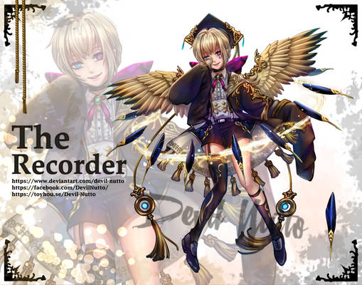 [Closed] The recorder