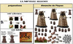 Chocolats whovians by LaurelineD