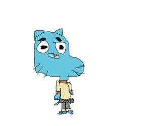 Gumball.png by recreationofart