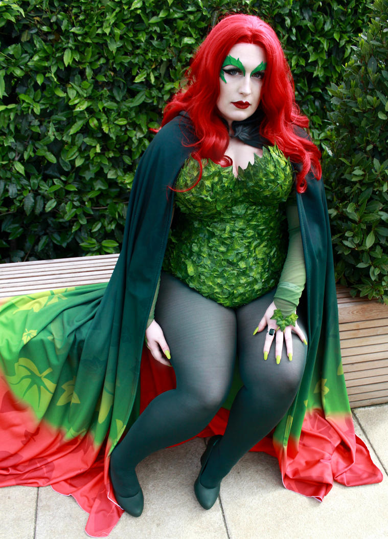 Poison Ivy I by BloodMermaid