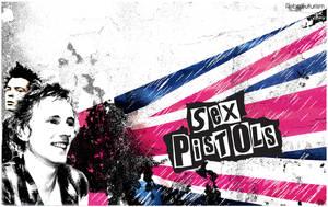 Sex Pistols Tribute by RebelFuturism