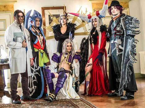 Final Fantasy Villains.