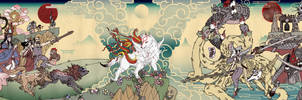 Okami  Amaterasu's Journey