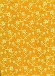 Yellow saree pattern II