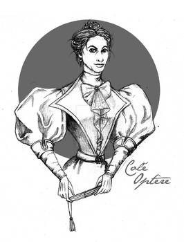 Victorian Self-Portrait
