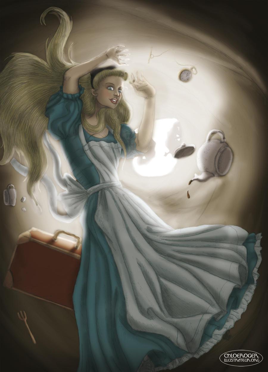 Return to Wonderland by LaTaupinette