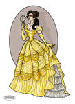 Belle and the Mirror