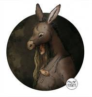 Donkey Skin by LaTaupinette