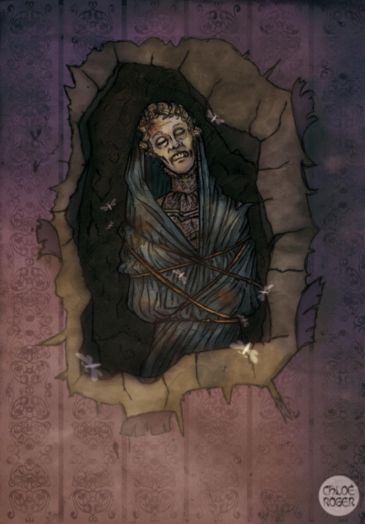 Corpse by LaTaupinette